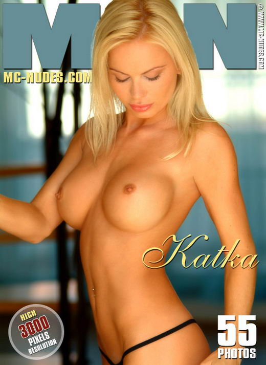 Katka - `American Glamour` - for MC-NUDES