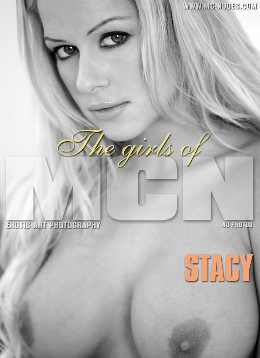 Stacy - `Stacy Black & White` - for MC-NUDES