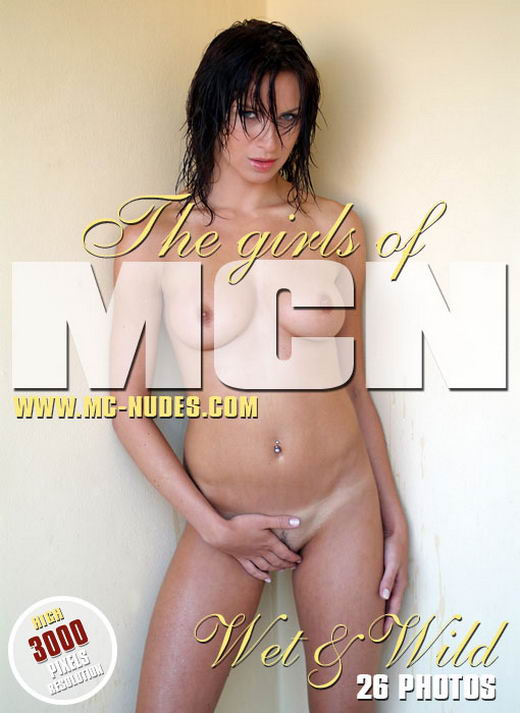 Alena No in Wet & Wild gallery from MC-NUDES