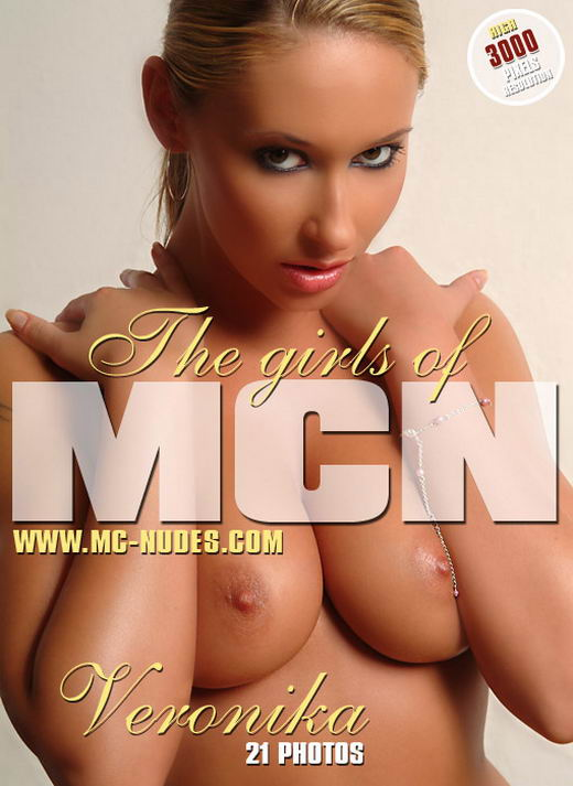 Veronika - `Mysterious Body` - for MC-NUDES