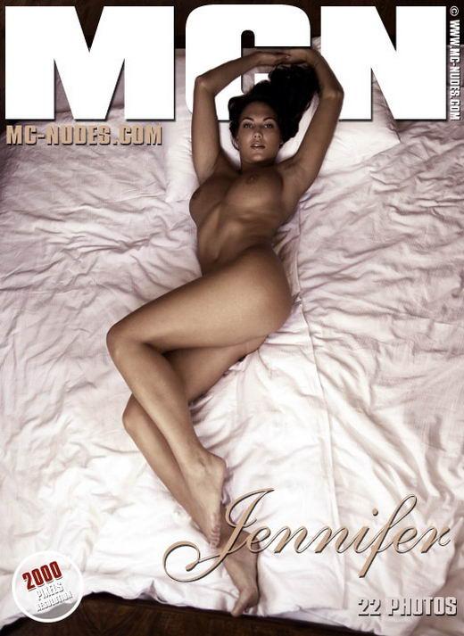 Jennifer - `Natural Passion` - for MC-NUDES