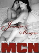 Jennifer & Morgan in The Playmates gallery from MC-NUDES