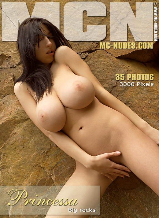 Princessa - `Big Rocks` - for MC-NUDES