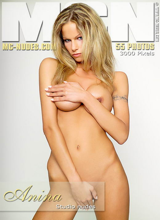 Anina - `Studio Nudes` - for MC-NUDES