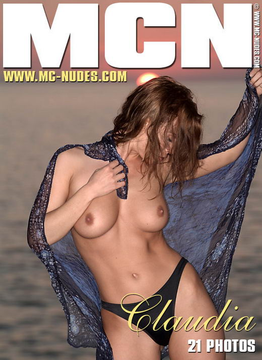 Claudia - `Claudia's Sunset` - for MC-NUDES