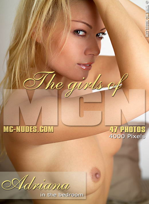 Adriana in In The Bedroom gallery from MC-NUDES