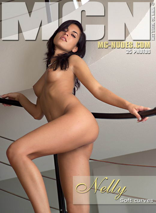 Nelly in Soft Curves gallery from MC-NUDES