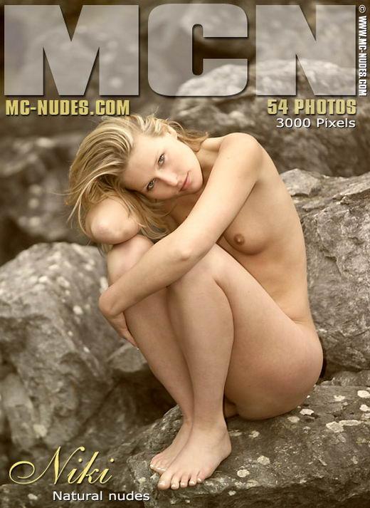 Niki - `Natural Nudes` - for MC-NUDES