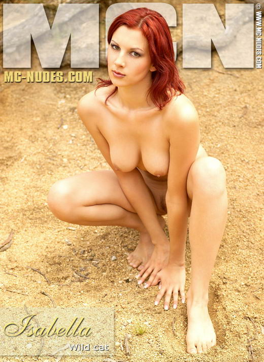 Isabella in Wild Cat gallery from MC-NUDES