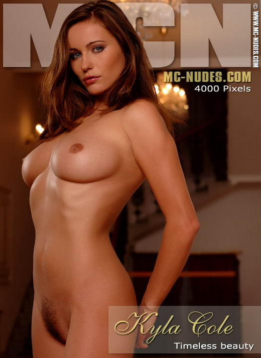Kyla Cole - `Timeless Beauty` - for MC-NUDES