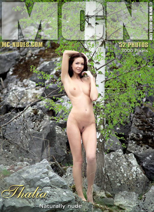 Thalia in Naturally Nude gallery from MC-NUDES
