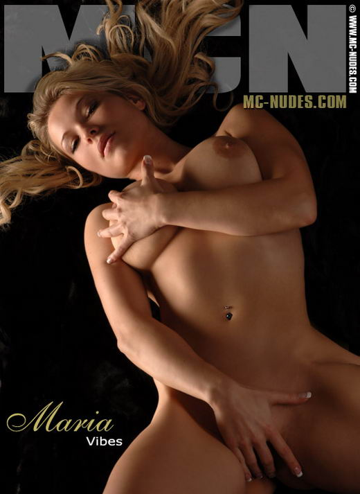 Maria in Vibes gallery from MC-NUDES
