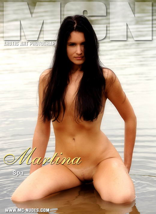 Martina - `Spa` - for MC-NUDES