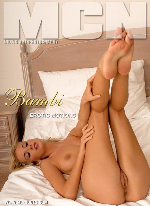 Bambi - `Erotic Motions` - for MC-NUDES