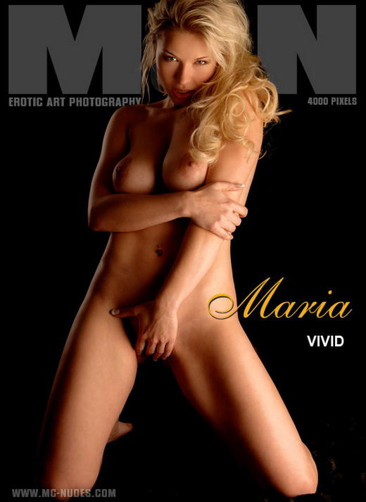 Maria in Vivid gallery from MC-NUDES