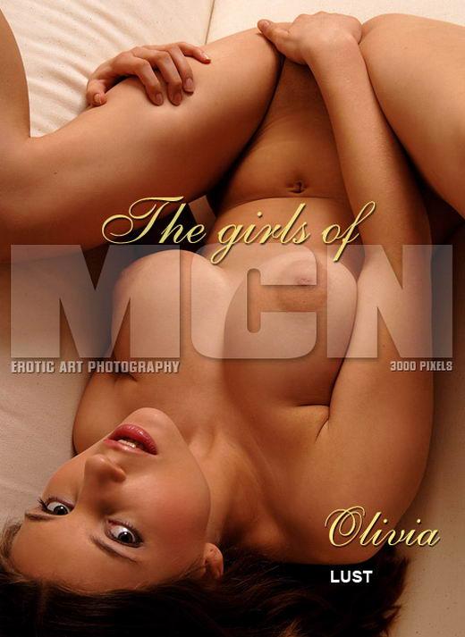 Olivia - `Lust` - for MC-NUDES