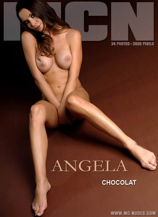 Angela - `Chocolat` - for MC-NUDES