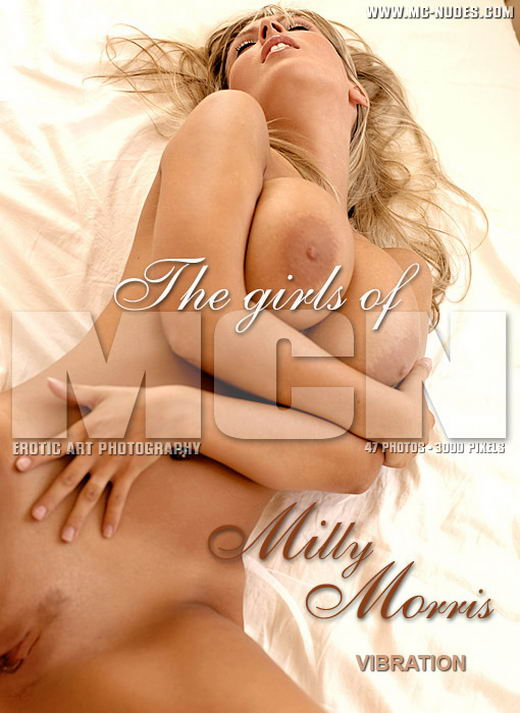 Milly Morris - `Vibration` - for MC-NUDES