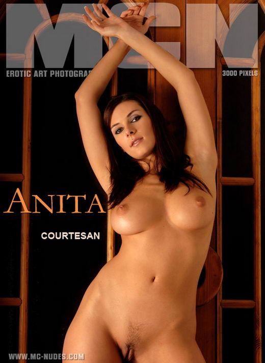 Anita - `Courtesan` - for MC-NUDES