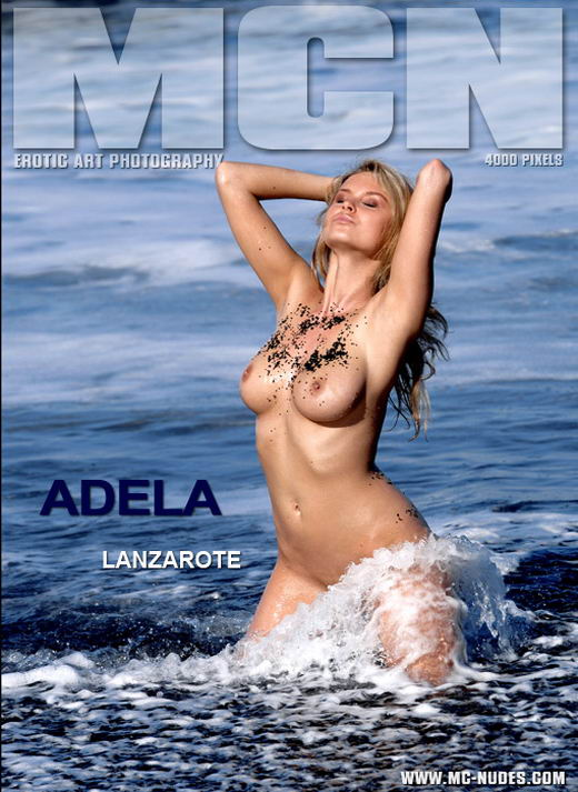 Adela in Lanzarote gallery from MC-NUDES