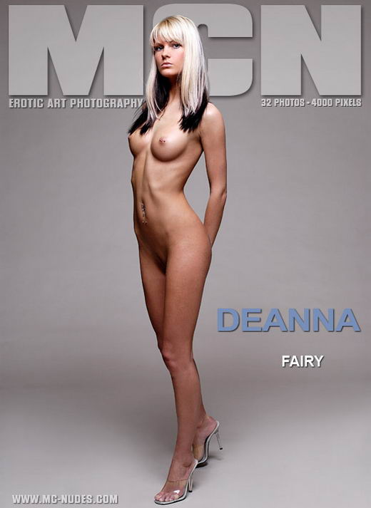 Deanna - `Fairy` - for MC-NUDES
