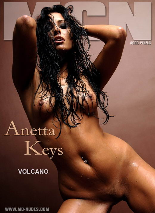 Anetta Keys - `Volcano` - for MC-NUDES