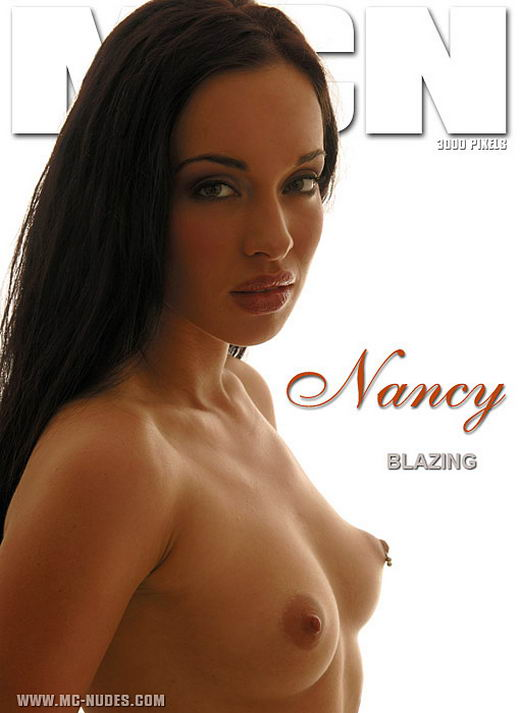 Nancy - `Blazing` - for MC-NUDES
