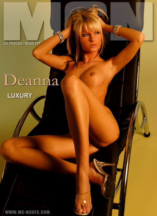 Deanna - `Luxury` - for MC-NUDES