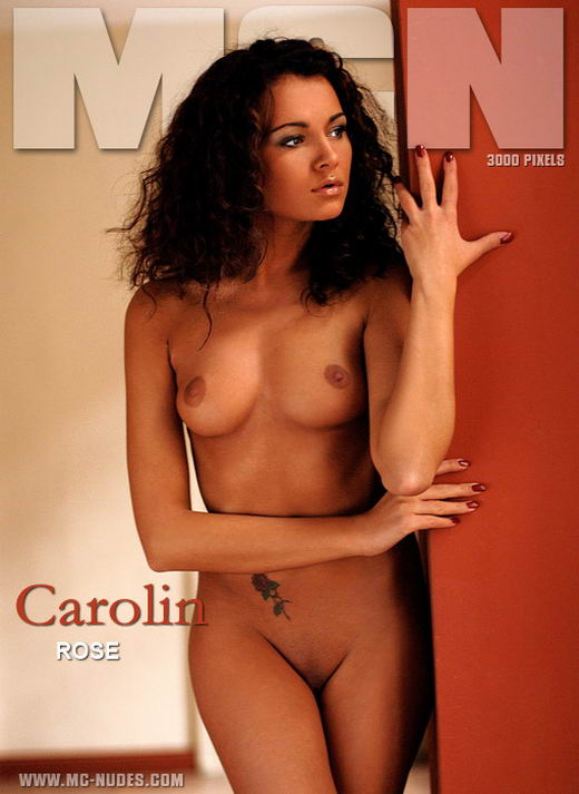 Carolin - `Rose` - for MC-NUDES