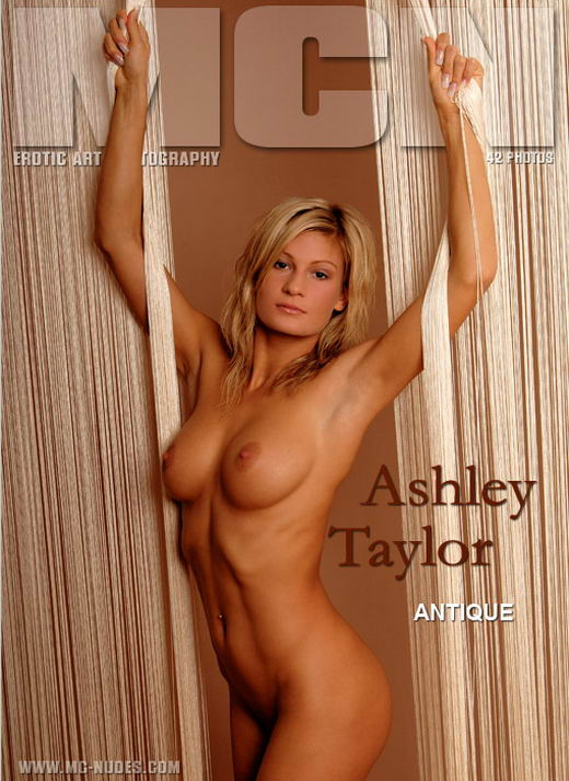 Ashley Taylor in Antique gallery from MC-NUDES