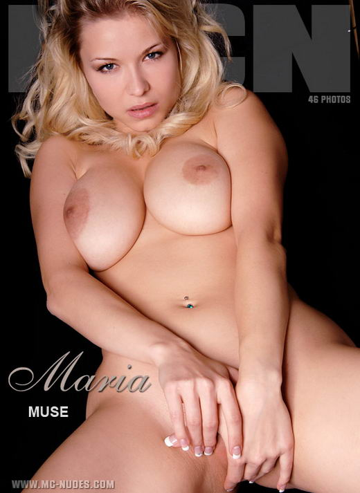Maria in Muse gallery from MC-NUDES