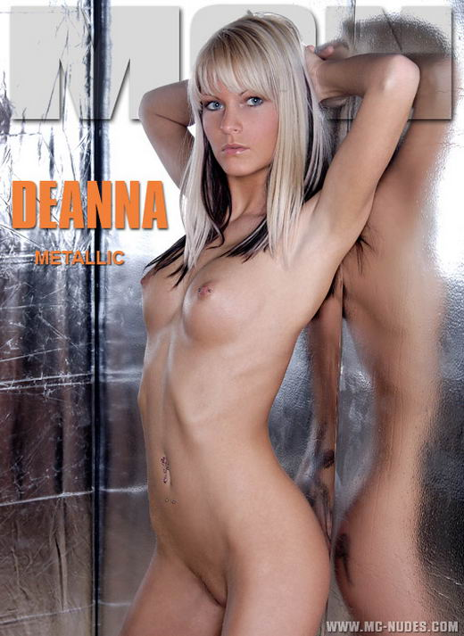 Deanna - `Metallic` - for MC-NUDES