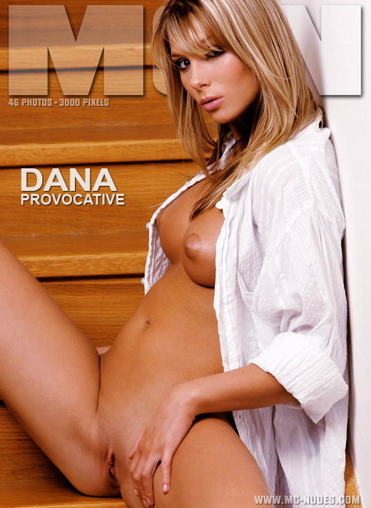 Dana - `Provocative` - for MC-NUDES