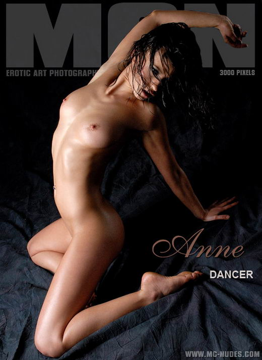Anne - `Dancer` - for MC-NUDES