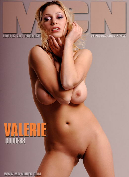 Valerie - `Goddess` - for MC-NUDES