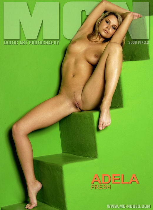Adela in Fresh gallery from MC-NUDES