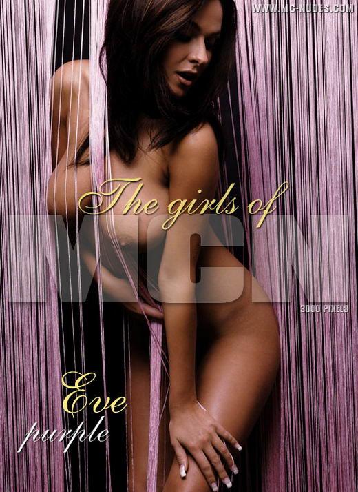 Eve - `Purple` - for MC-NUDES