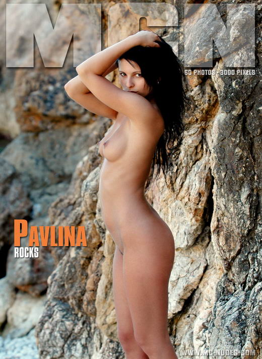 Pavlina in Rocks gallery from MC-NUDES