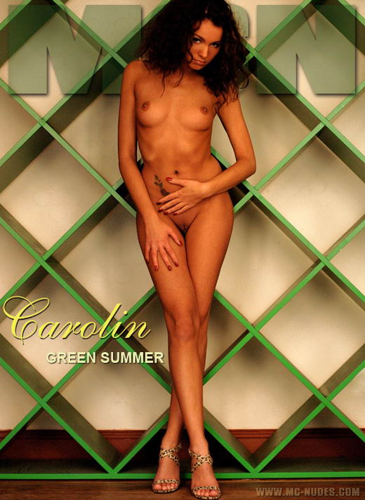 Carolin - `Green Summer` - for MC-NUDES