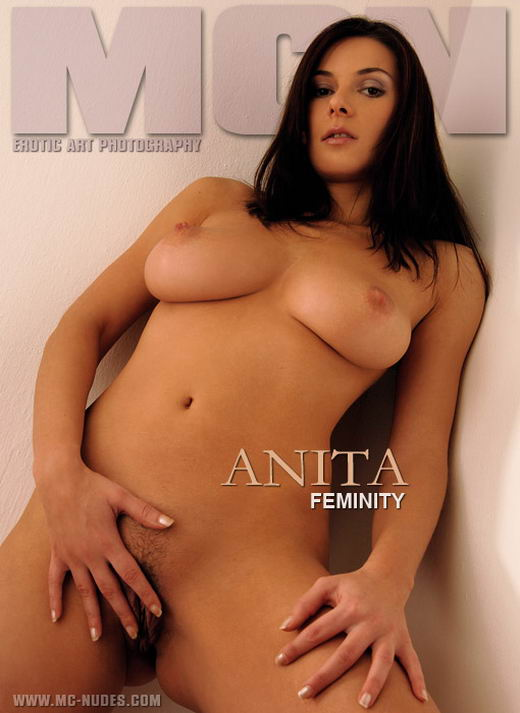 Anita in Feminity gallery from MC-NUDES