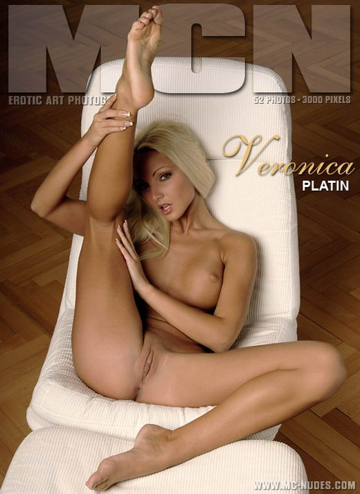 Veronica - `Platin` - for MC-NUDES