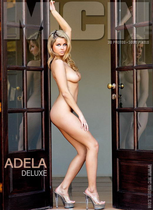 Adela in Deluxe gallery from MC-NUDES