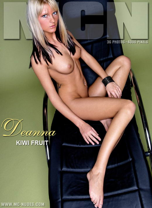 Deanna - `Kiwi Fruit` - for MC-NUDES