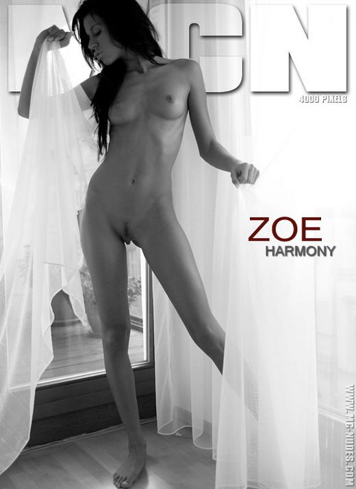 Zoe - `Harmony` - for MC-NUDES