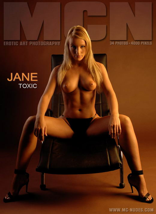 Jane - `Toxic` - for MC-NUDES