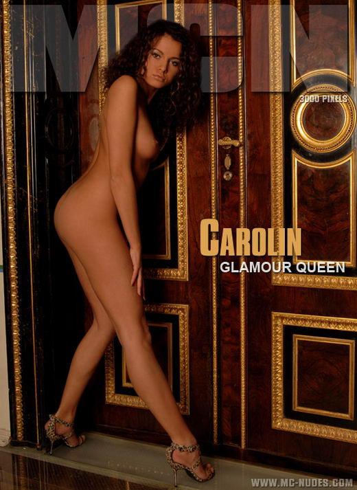Carolin - `Glamour Queen` - for MC-NUDES
