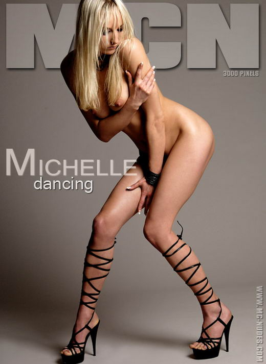 Michelle - `Dancing` - for MC-NUDES