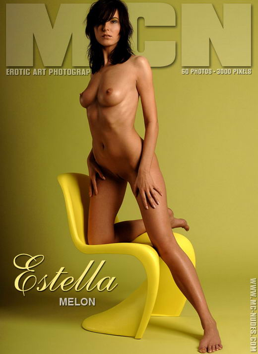 Estella in Melon gallery from MC-NUDES