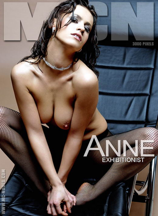 Anne - `Exhibitionist` - for MC-NUDES