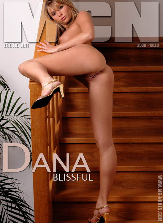 Dana - `Blissful` - for MC-NUDES